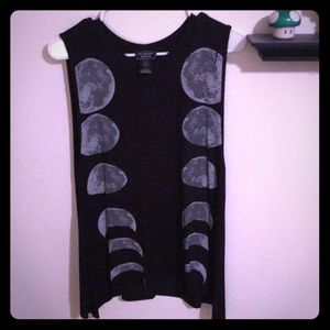Moon phase top